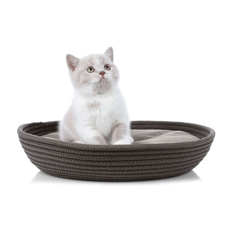 Hunter - Basket for cat Graz anthracite 50x50cm