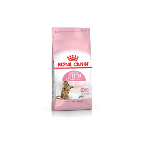 Royal Canin - Kitten Sterilised - zoofast-shop