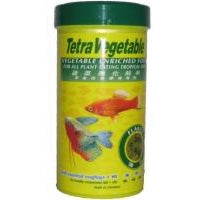 Tetra - Food For Fish Vegetable Flakes 52g-250ml