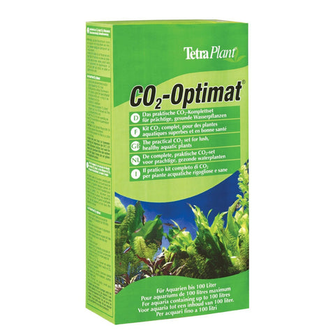 Tetra - CO2 Optimat Complete Set 11g-650ml - zoofast-shop