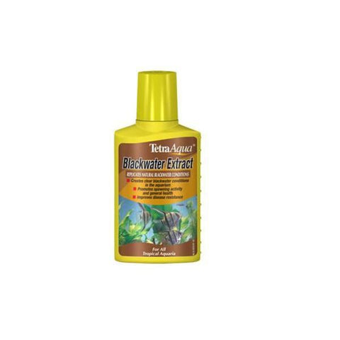 Tetra - Liquid Blackwater Extract 100ml - zoofast-shop