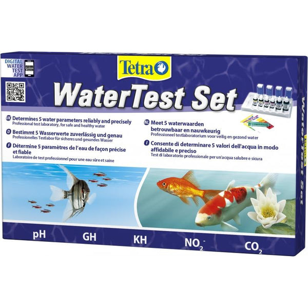 Tetra - Test Aquariums Freshwater Set 5 Parameters