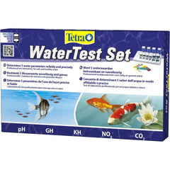 Tetra - Test Aquariums Freshwater Set 5 Parameters - zoofast-shop