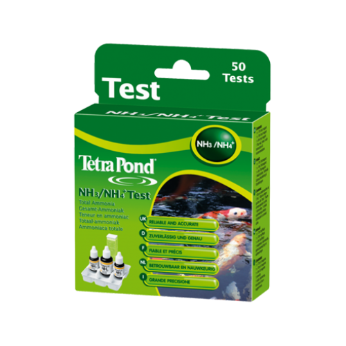 Tetra - Test Ponds NH3-NH4 50pc