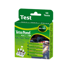 Tetra - Test Ponds NH3-NH4 50pc - zoofast-shop