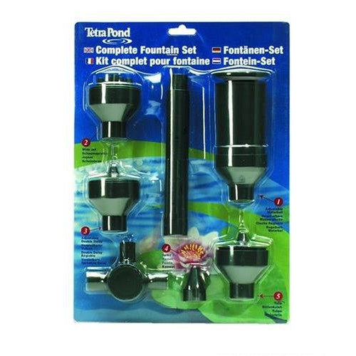 Tetra - Fountain Set For Ponds 1pc