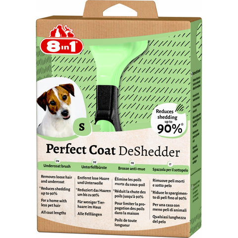 8in1 - Perfect Coat Deshedder Dog