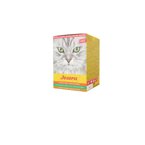 Josera - Cat Food 8 x Multipack Pâté at 6x85g