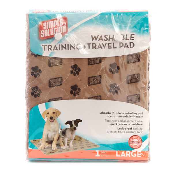 The Bramton Company - Training & Travel Washable Pad For Dogs L 75x80cm 1pc