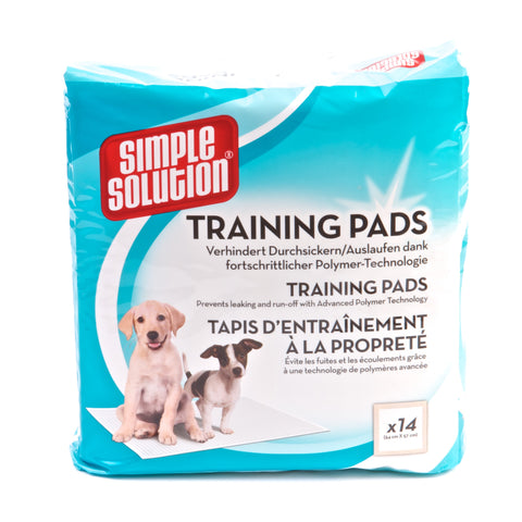 The Bramton Company - Training Pads For Dogs 54x57cm 14pcs - zoofast-shop