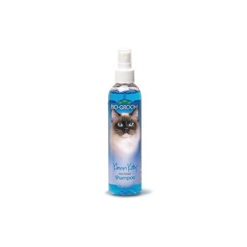 Bio Groom - Shampoo For Cats Klean Kitty No Rinse 236ml - zoofast-shop