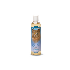 Bio Groom - Shampoo For Cats Silky Tearless Protein Lanolin 236ml - zoofast-shop
