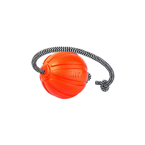 Collar - Training Liker Ball With Cord 9cm - zoofast-shop