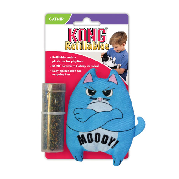 KONG - Refillable Purrsonality Moody