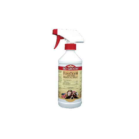 Bio Groom - Spray For Dogs Flea & Tick Residual 473ml - zoofast-shop