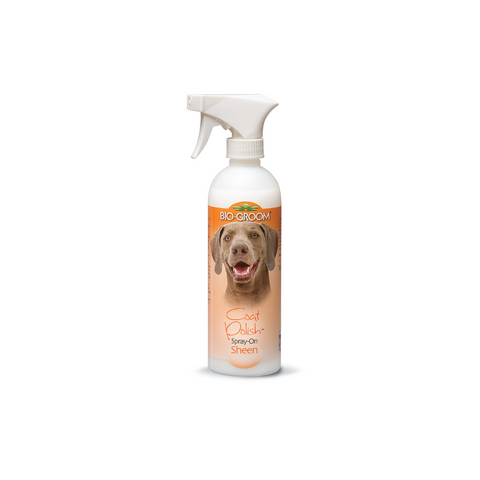 Bio Groom - Spray For Dogs Coat Polish 473ml - zoofast-shop