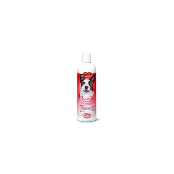 Bio Groom - Spray For Dogs Flea & Tick Protein-Lanolin 355ml