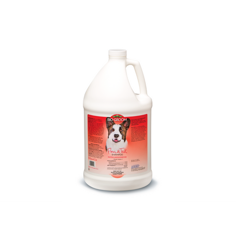 Bio Groom - Shampoo For Dogs Flea & Tick 3.8L - zoofast-shop