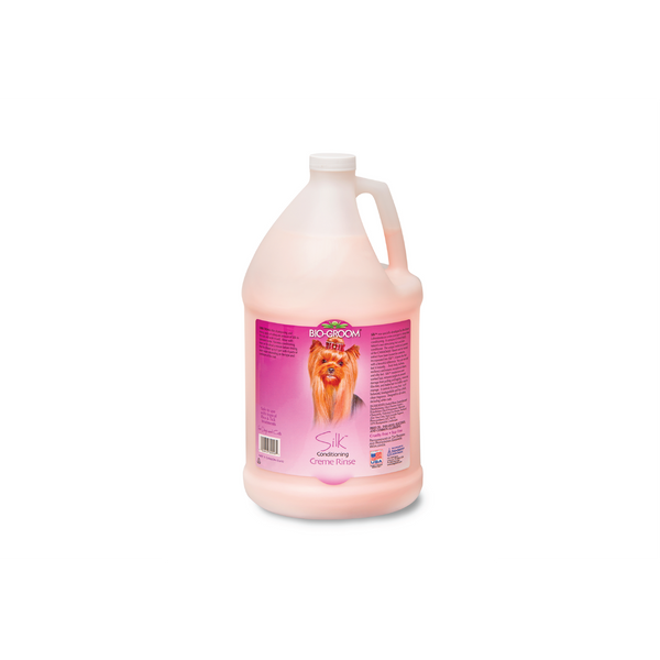 Bio Groom - Conditioner For Dogs Silk Creme Rinse 3.8L
