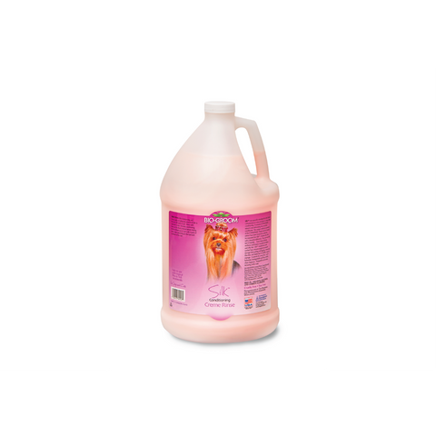 Bio Groom - Conditioner For Dogs Silk Creme Rinse 3.8L - zoofast-shop