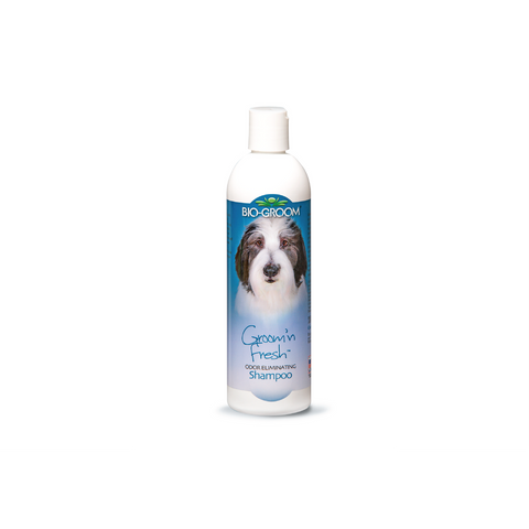 Bio Groom - Shampoo For Dogs Groom N Fresh Odor Eliminating 355ml - zoofast-shop