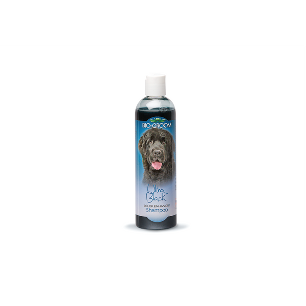 Bio Groom - Shampoo For Dogs Ultra Black Colour Enhanced 355ml