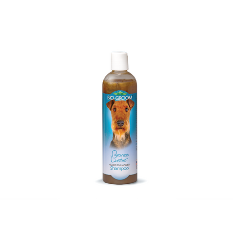 Bio Groom - Shampoo For Dogs Bronze Lustre Colour Enhancer 355ml - zoofast-shop