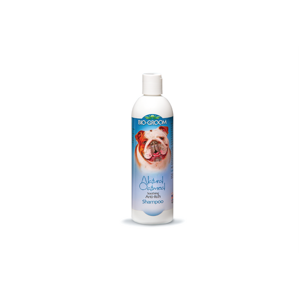 Bio Groom - Shampoo For Dogs Natural Oatmeal Anti Itch 355ml