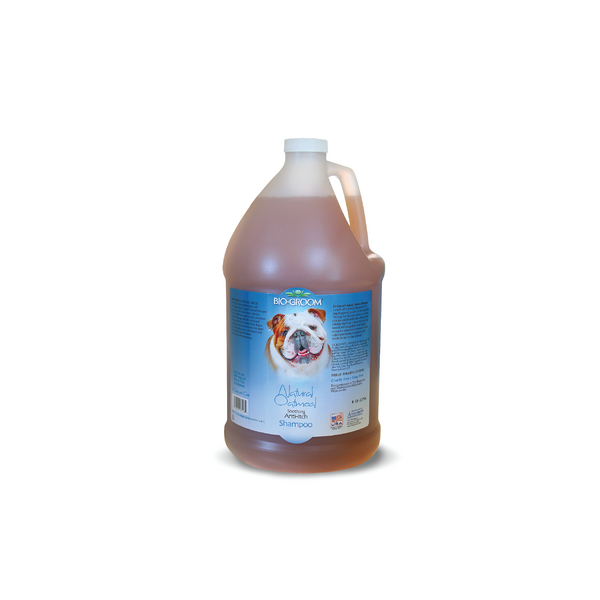 Bio Groom - Shampoo For Dogs Natural Oatmeal 3.8L