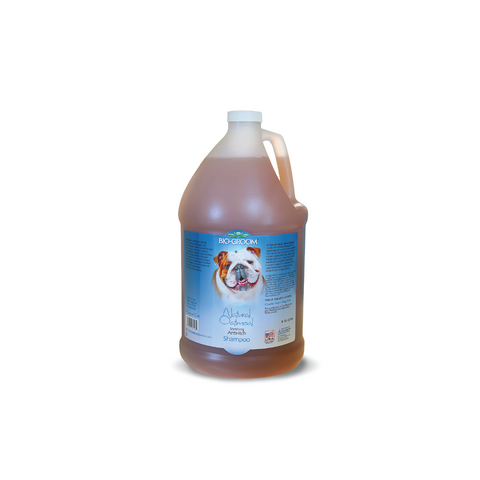 Bio Groom - Shampoo For Dogs Natural Oatmeal 3.8L - zoofast-shop