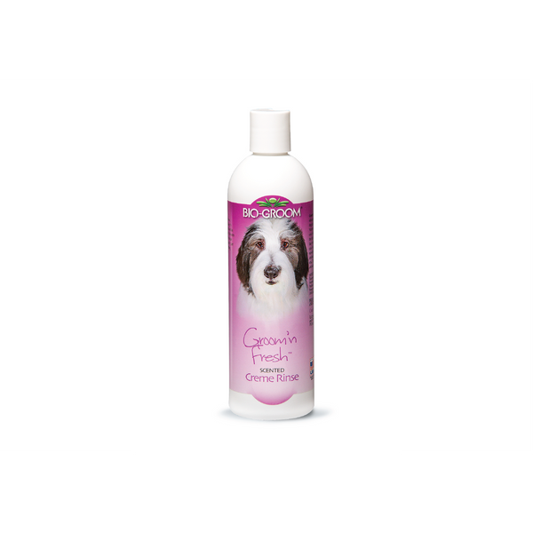 Bio Groom - Conditioner For Dogs Groom N Fresh Scented Rinse 355ml