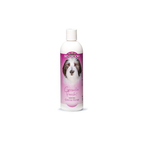 Bio Groom - Conditioner For Dogs Groom N Fresh Scented Rinse 355ml - zoofast-shop