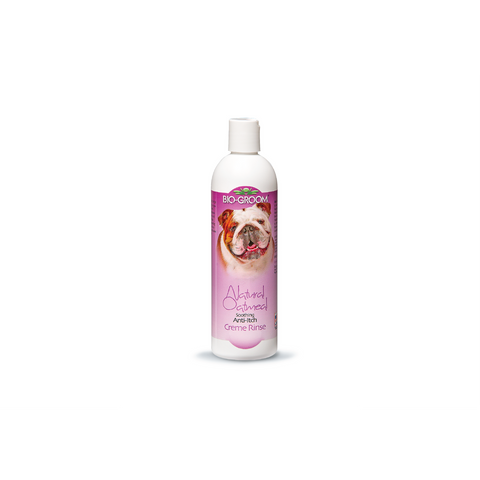 Bio Groom - Conditioner For Dogs Natural Oatmeal Anti Itch Rinse 355ml - zoofast-shop