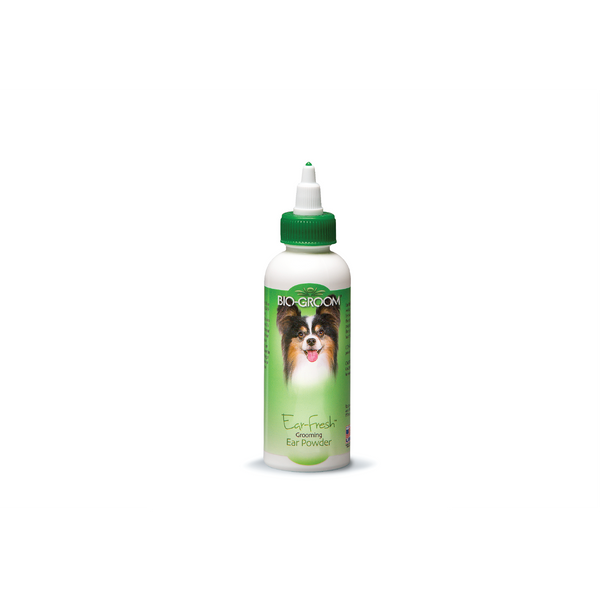 Bio Groom - Ear Powder For Dogs Ear Fresh Grooming 24g