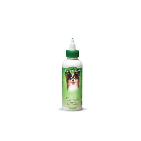 Bio Groom - Ear Powder For Dogs Ear Fresh Grooming 24g - zoofast-shop