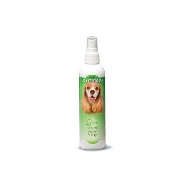 Bio Groom - Spray For Dogs Bitter Taste Chew Stop 236ml