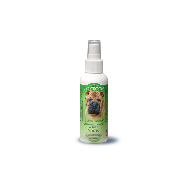 Bio Groom - Spray For Dogs Lido-Med Anti Itch 118g