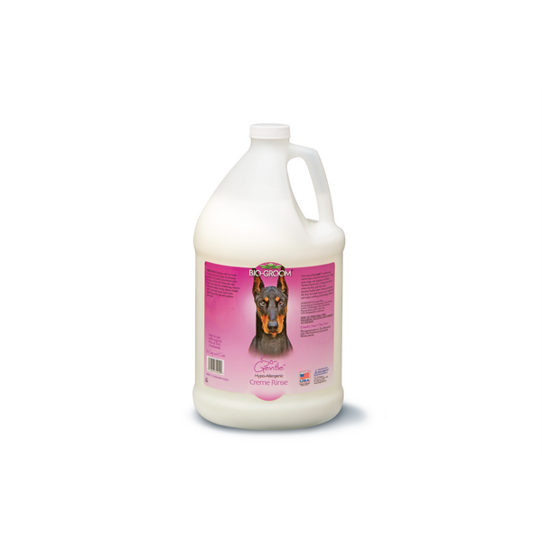 Bio Groom - Conditioner For Dogs So Gentle Hypo Allergenic Rinse 3.8L