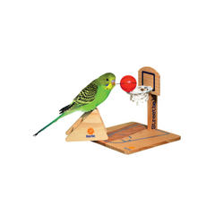 Flamingo - Toy For Birds Streetball 20x20x20cm - zoofast-shop