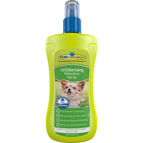 Furminator - Spray For Dogs Deodorizing Waterless 250ml