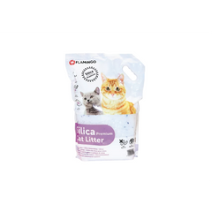 Flamingo - Litter For Cats Silica - zoofast-shop
