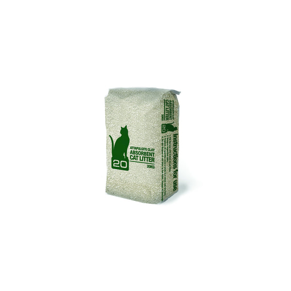 Cat Leader - Litter For Cats Absorbent Lightweight 20kg