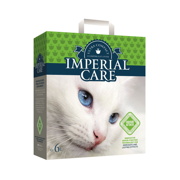 Imperial Care – Litter For Cats Imperial Care Odour Attack Clumping