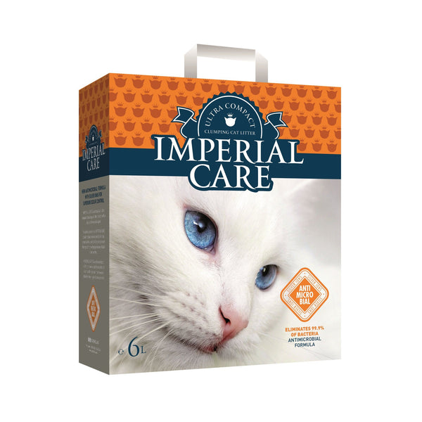 Imperial Care – Litter For Cats Imperial Care Silver Ions Clumping