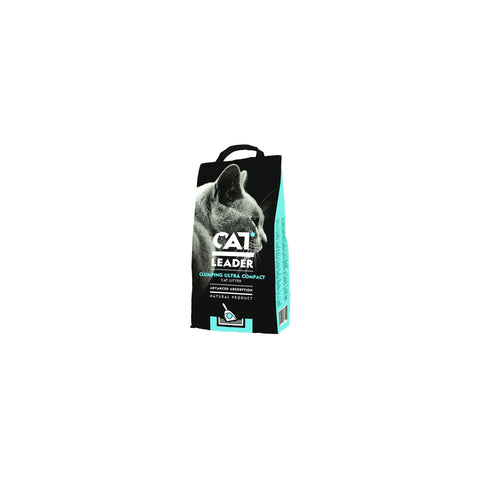 Cat Leader - Litter For Cats Leader Clumping Ultra Compact - zoofast-shop