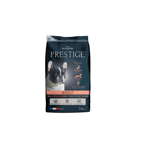 Prestige Adult Grain Free with Salmon