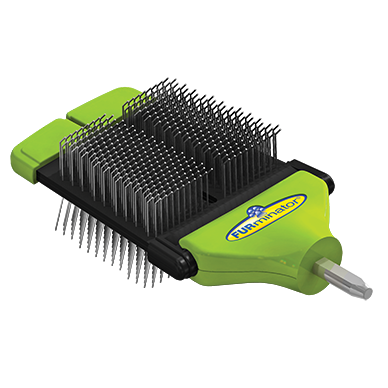 Furminator - Dual Slicker Brush For Small Dog Furflex All Hair