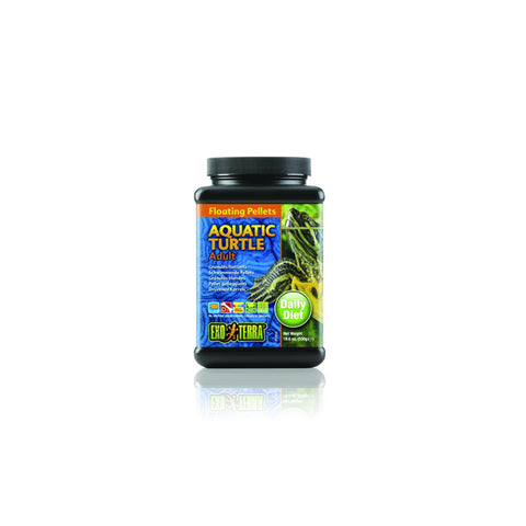 Hagen - Exo Terra Aquatic Pellets For Turtle Adult - zoofast-shop