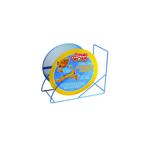 Hagen - Toy For Hamster Deluxe Metal Wheel - zoofast-shop