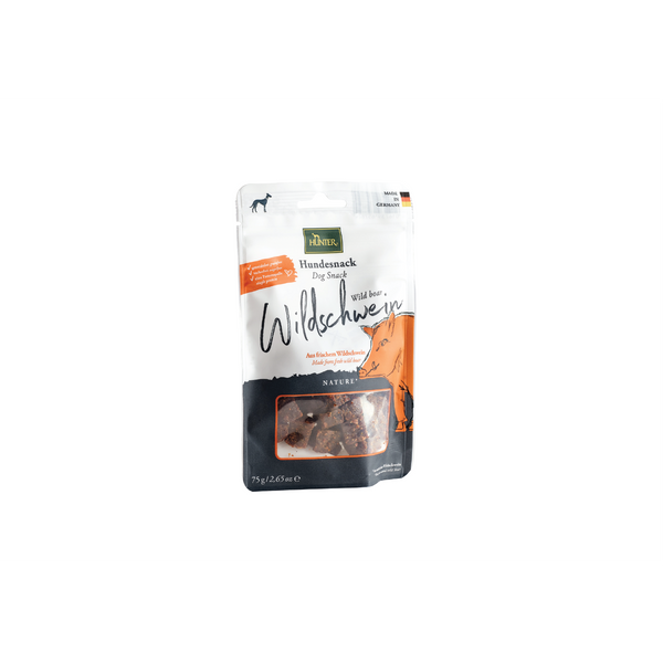 Hunter - Snack For Dog Nature Wild Boar 75g